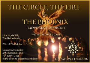 Circle, Fire & Phoenix
