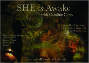 SHE is Awake