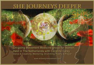 SHE Journeys Deeper