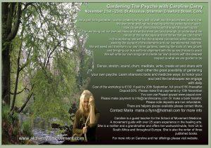 Gardening Psyche - Back