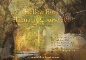 Hollow Bone - The Oracle Modules -  Switzerland. @ Schloss Glarisegg, Switzerland