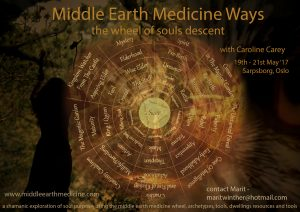 Middle Earth - Medicine Wheel @ mingeveien 100,