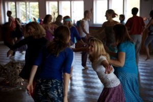 Alchemy In Movement – Weekend Workshops and Evenings
