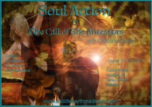Soul Action & The Call of The Ancestors - Estonia @ Kastanimaja
