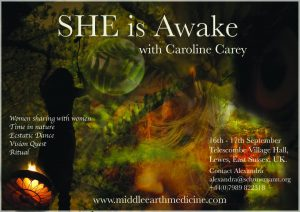 SHE is Awake - for women @ Telescombe Village Hall
