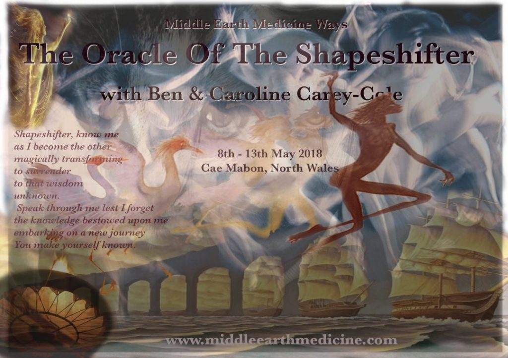 Oracle Of The Shapeshifter @ Cae Mabon