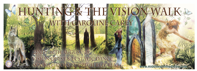 Hunting & The Vision Walk - Czech Repub. @ SKALKA,