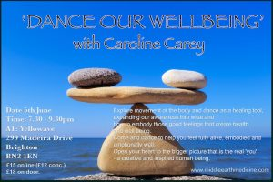 Dance Our Well~Being @ Yellowave